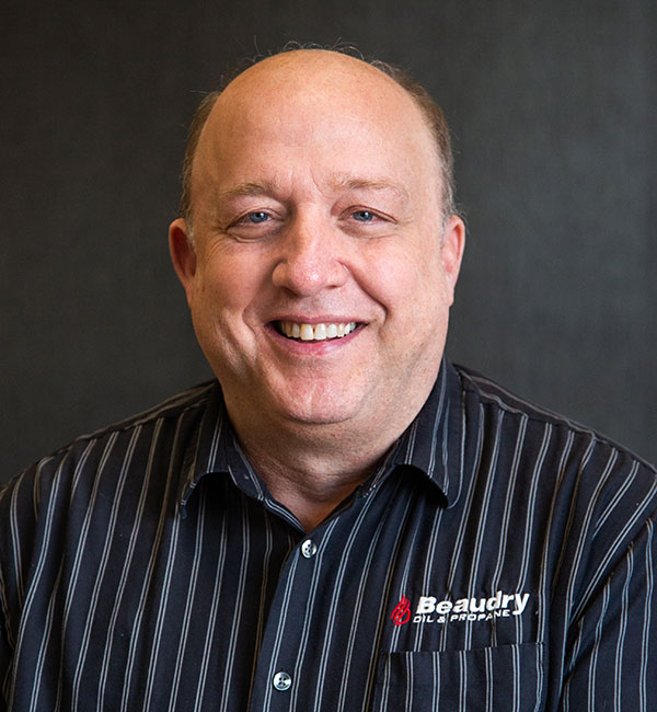 Ron Beaudry - Wholesale/Transport Manager