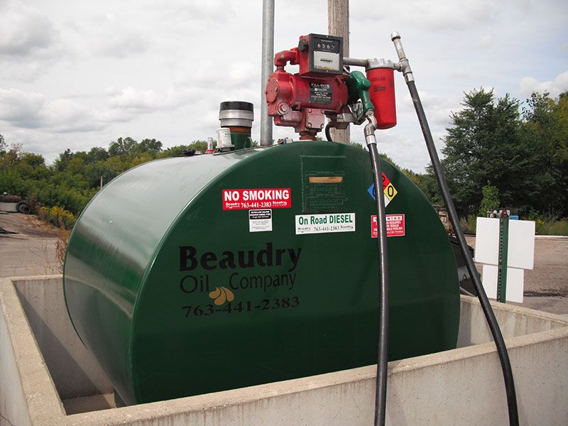 Beaudry Fuel Tanks and Equipment